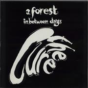 """The Cure A Forest France 12"""" vinyl Promo"""