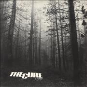"The Cure A Forest UK 12"" vinyl"