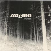 "The Cure A Forest UK 7"" vinyl"