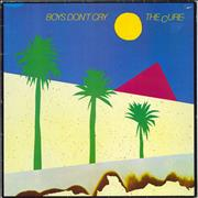 Click here for more info about 'The Cure - Boys Don't Cry - VG'
