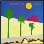 Click here for more info about 'The Cure - Boys Don't Cry'