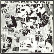 Click here for more info about 'The Cure - Britannia Waives The Rules'