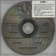 Click here for more info about 'The Cure - Classic Cure'