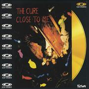 Click here for more info about 'The Cure - Close To Me - C.D. Video'