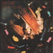 Click here for more info about 'The Cure - Cerca De Mi'