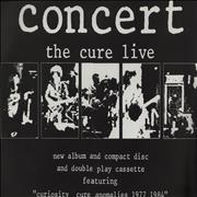 Click here for more info about 'The Cure - Concert The Cure Live'
