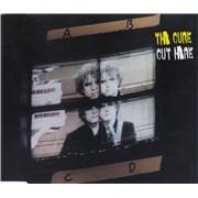 The Cure Cut Here UK CD single