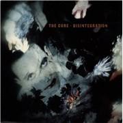 The Cure Disintegration - EX UK vinyl LP