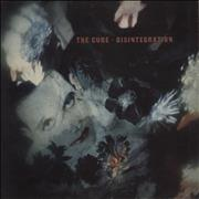 Click here for more info about 'The Cure - Disintegration - VG'