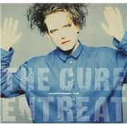 The Cure Entreat UK vinyl LP