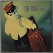 The Cure Gone! Germany CD single