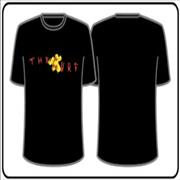 Click here for more info about 'The Cure - Headline - Small T-Shirt'