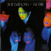 Click here for more info about 'The Cure - In Between Days - 1st'