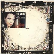 Click here for more info about 'The Cure - Just Like Heaven - Robert Smith sticker'