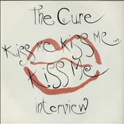 Click here for more info about 'The Cure - Kiss Me Kiss Me Kiss Me Interview'