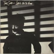 Click here for more info about 'The Cure - Let's Go To Bed - EX'