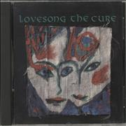Click here for more info about 'The Cure - Lovesong'