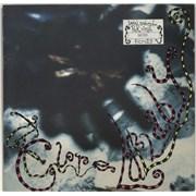 "The Cure Lullaby - Pink Vinyl + Stickered Sleeve - EX UK 12"" vinyl"