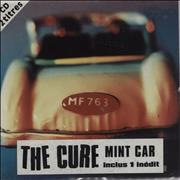 Click here for more info about 'The Cure - Mint Car - Stickered Sleeve'
