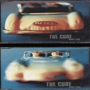Click here for more info about 'The Cure - Mint Car'
