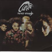 Click here for more info about 'The Cure - Never Enough'
