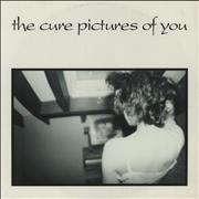 """The Cure Pictures Of You - Green Vinyl UK 12"""" vinyl"""