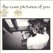 "The Cure Pictures Of You - Purple vinyl - EX UK 12"" vinyl"