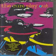 The Cure Play Out UK video