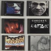 Click here for more info about 'The Cure - Quantity of 12 CD Albums'
