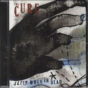 Click here for more info about 'The Cure - Sleep When I'm Dead'