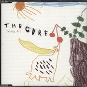 Click here for more info about 'The Cure - Taking Off'