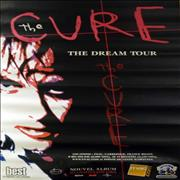 Click here for more info about 'The Cure - The Dream Tour'