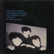 Click here for more info about 'The Cure - The Hanging Garden - G'