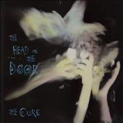 Click here for more info about 'The Cure - The Head On The Door + lyric inner'