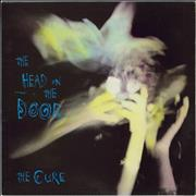 Click here for more info about 'The Cure - The Head On The Door + lyric inner - VG'