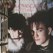 Click here for more info about 'The Cure - The Love Cats - MINT'