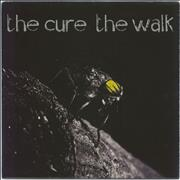 Click here for more info about 'The Cure - The Walk - Poster Sleeve'