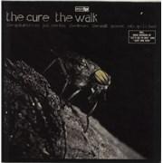 The Cure The Walk Netherlands vinyl LP