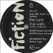 Click here for more info about 'The Cure - The Walk'