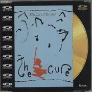 Click here for more info about 'The Cure - Why Can't I Be You - CD-Video'