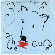 Click here for more info about 'The Cure - Why Can't I Be You'