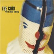 The Cure Wild Mood Swings UK 2-LP vinyl set