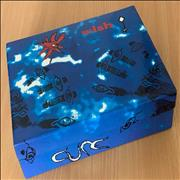 The Cure Wish - Personalised Redacted UK box set Promo
