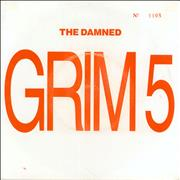 Click here for more info about 'The Damned - Anything - Alternate Numbered P/s'