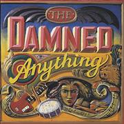 Click here for more info about 'The Damned - Anything - autographed by Rat Scabies'