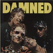 Click here for more info about 'Damned Damned Damned - Black Vinyl'