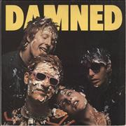 Click here for more info about 'Damned Damned Damned - Hot Rods Sleeve'
