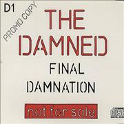 Click here for more info about 'The Damned - Final Damnation Sampler'