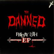 Click here for more info about 'The Damned - Friday 13th EP'