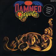 Click here for more info about 'The Damned - Gigolo - Clear Vinyl'